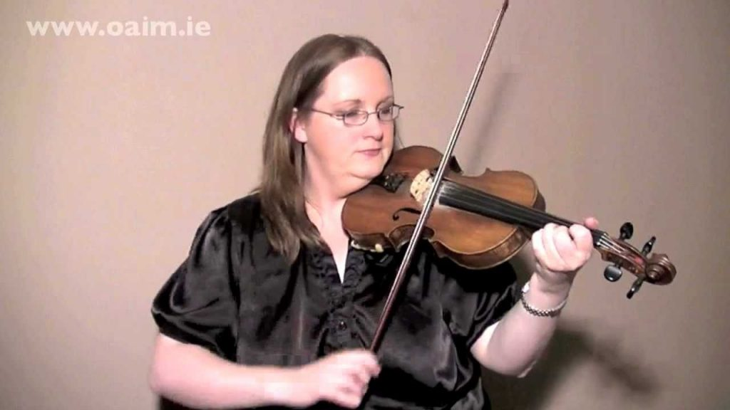 Intermediate Irish Fiddle Lesson/ Tutorials from Online Academy of